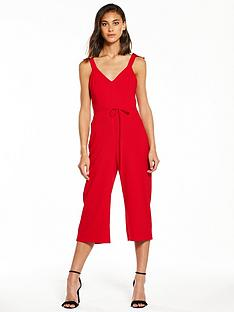 river-island-red-frill-jumpsuit