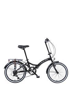 viking-metropolis-unisex-6-speed-folding-bike-13-inch-frame