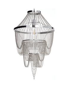 michelle-keegan-angel-chain-chandelier-light