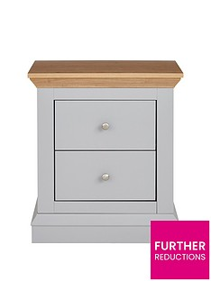 ideal-home-new-hannah-2-drawer-bedside