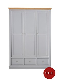 ideal-home-new-hannah-3-door-3-drawer-robe
