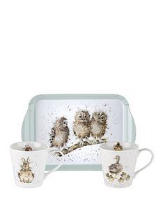 portmeirion-portmeirion-wrendale-mug-amp-tray-set