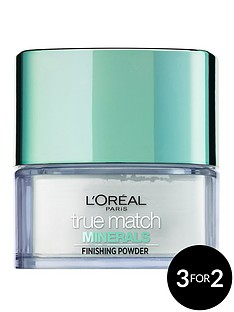 loreal-paris-true-match-minerals-finishing-powder