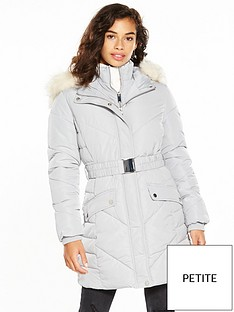 miss-selfridge-miss-selfridge-petite-belted-puffer-jacket