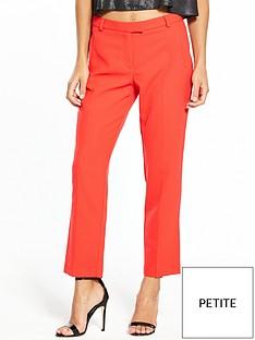 miss-selfridge-petite-carmel-trouser