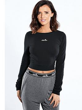 ellesse-exclusive-inarcare-wrap-over-top-blacknbsp
