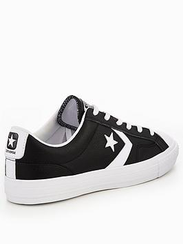 Converse Star Player Leather Essentials Ox  2b6f8c663