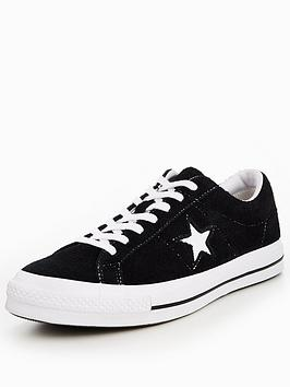 Converse Star One Black  Ox nbsp Sale Best Sale 3Tpqa