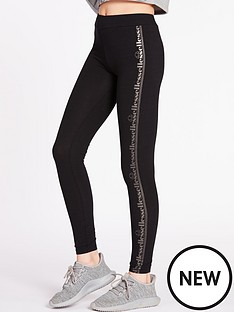 ellesse-exclusive-metallic-legging-blacknbsp