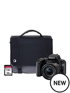 canon-eos-200d-black-slr-camera-kit-inc-18-55mm-is-stm-lens-16gb-sd-card-and-case