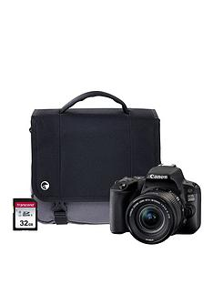 canon-eos-200d-black-slr-camera-kit-inc-18-55mm-is-stm-lens-16gbnbspsd-card-and-case