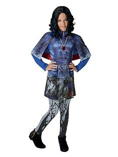 disney-descendants-deluxe-evie-costume-amp-wig-with-free-book