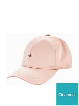 adidas Originals Satin Premium Cap - Pale Pink  b7f7b99f7162