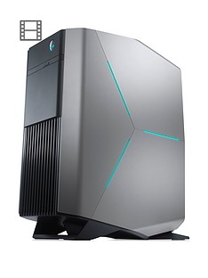 alienware-aurora-intelreg-coretrade-i5-7400-processor-8gb-ddr4-ram-1tb-hard-drive-gaming-pc-with-8gb-amd-radeontrade-rx-570-graphics-silver