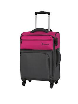 it-luggage-megalite-duo-tone-4-wheel-cabin-case