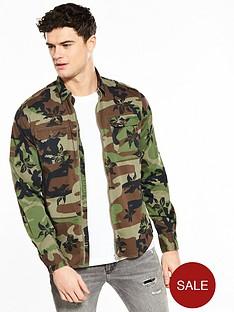 replay-camo-overshirt