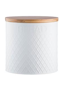 typhoon-living-white-embossed-bread-bin