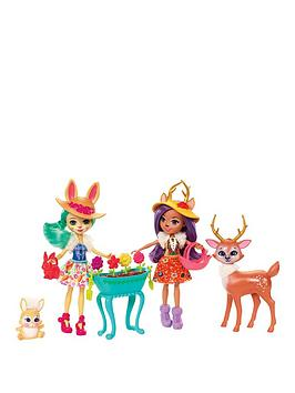enchantimals-garden-magic-doll-set