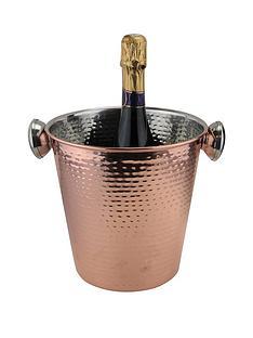 apollo-copper-champagne-bucket