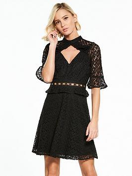 Low Cost Best Prices For Sale Waisted Neck Island High Dress River Popular Sale Online vScpkScRkl