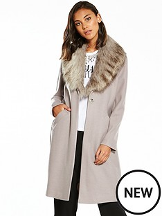 river-island-fur-collar-unlined-coat