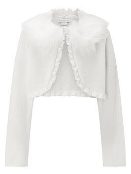monsoon-firenzenbspfaux-fur-collar-girls-cardigan