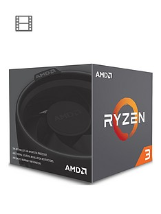 amd-amdnbspryzennbsp3nbsp1300x-quad-core-processor-with-wraith-stealth-cooler