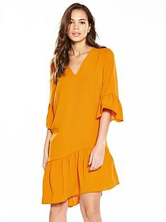 v-by-very-asymetric-hem-tunic-dress