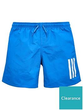 adidas-older-boy-3s-swimshort