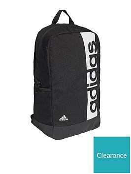 adidas-older-boy-linear-backpack