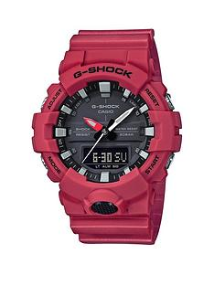 casio-g-shock-casio-g-shock-black-dial-red-resin-strap-mens-watch