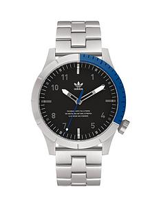 adidas-adidas-cypher-m1-silver-blue-amp-black-stainless-steel-mens-watch