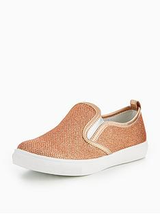 v-by-very-chloe-glitter-slip-on-plimsoll