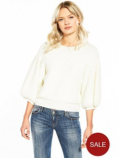 lost-ink-chubby-puff-sleeve-jumper-off-white