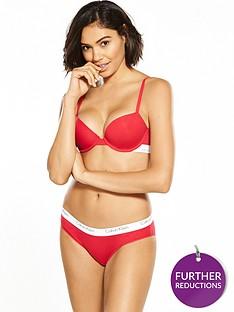 calvin-klein-demi-lightly-lined-bra-red