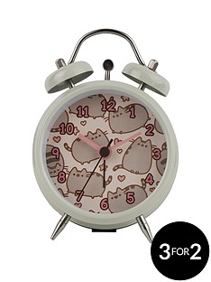 pusheen-alarm-clock