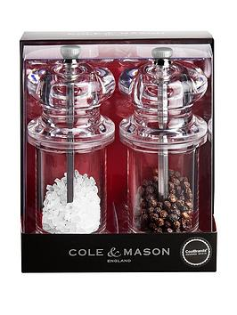 cole-mason-505-clear-precision-salt-and-pepper-mill-gift-set
