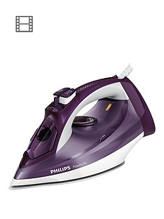 philips-powerlife-steam-iron-gc299537-with-safe-store-box-purple