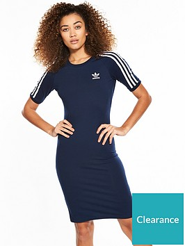 adidas-originals-adicolor-3-stripes-midi-dress-navy