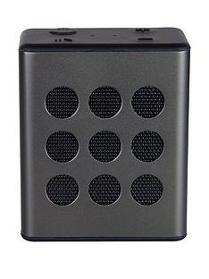 i-box-small-portable-2w-bluetooth-speaker-gun-metal