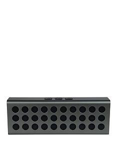 i-box-medium-portable-4w-bluetooth-speaker-gun-metal