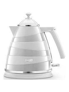 delonghi-avvolta-kettle-white