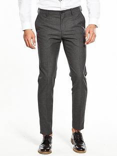tommy-hilfiger-tonal-check-suit-trouser-charcoal