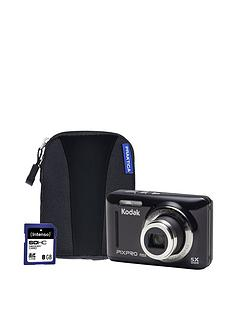 kodak-kodak-pixpro-fz53-black-camera-kit-inc-8gb-sd-card-and-case