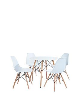paris-80-cm-round-dining-table-4-chairs-white