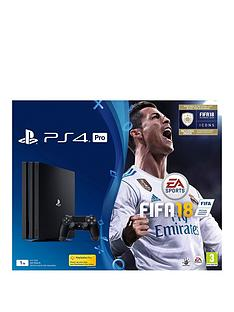 playstation-4-pro-1tb-fifa-18-console-and-extra-dualshock-controller