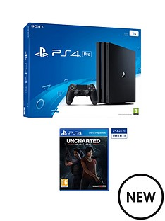 playstation-4-pro-ps4-pro-console-with-uncharted-the-lost-legacy-and-extra-dualshock-controller