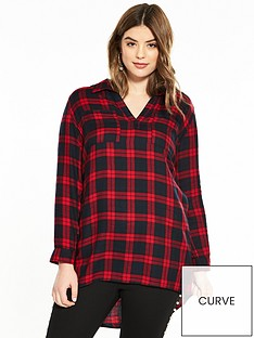 v-by-very-curve-curve-longline-check-shirt