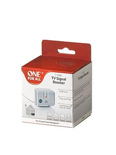 one-for-all-sv9601-1-way-signal-booster