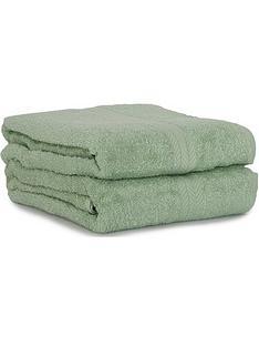 deyongs-sety-of-2-plain-dyed-bath-sheets